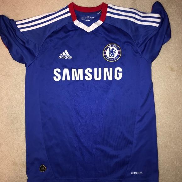 uk availability e33ee 13c03 Chelsea Adidas Soccer Jersey